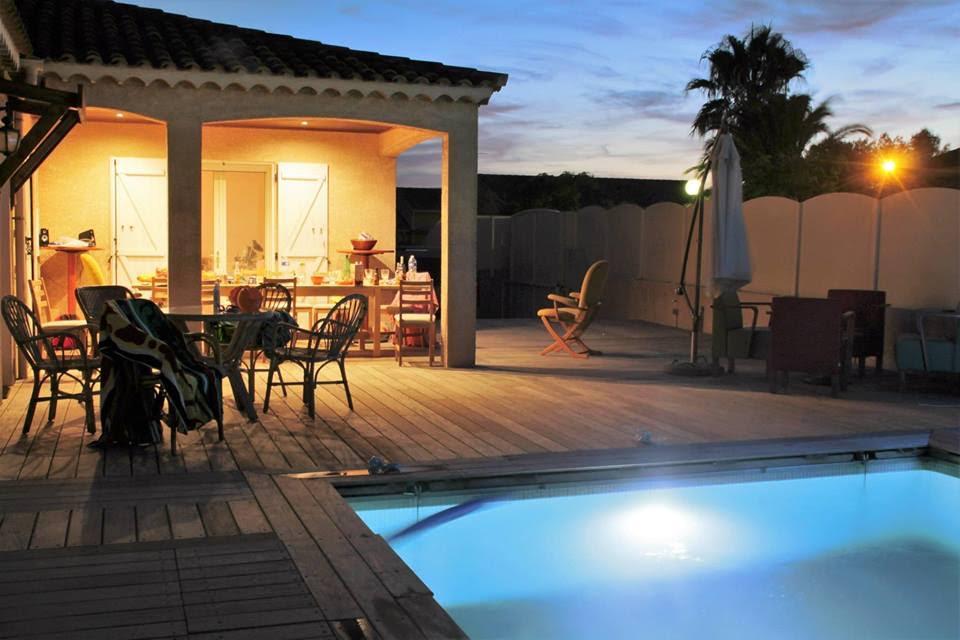 location particulier villa piscine vias